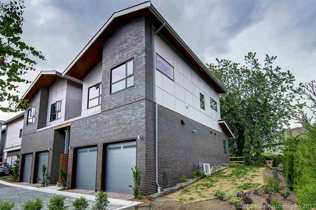 Townhouse at 23 8288 NO. 1 ROAD, Unit 23, Richmond, British Columbia. Image 1