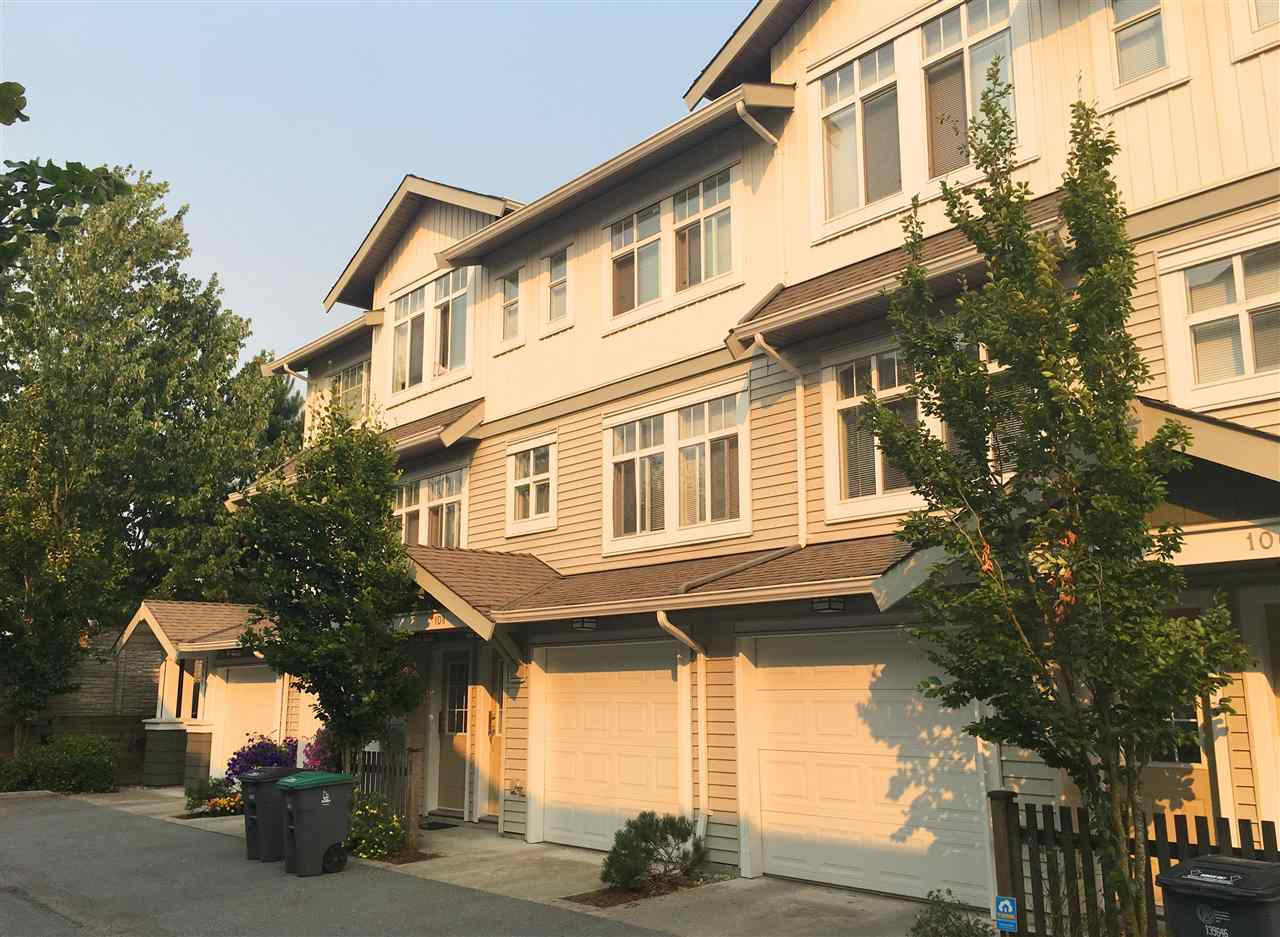 Townhouse at 108 16177 83 AVENUE, Unit 108, Surrey, British Columbia. Image 1