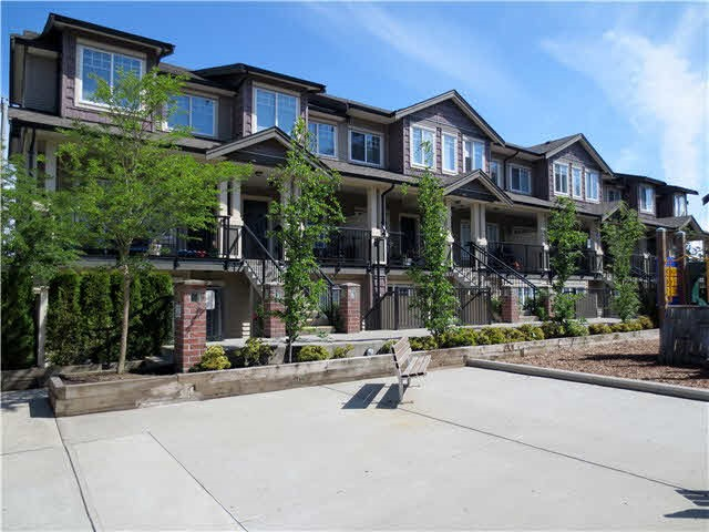 Townhouse at 107 13958 108 AVENUE, Unit 107, North Surrey, British Columbia. Image 1