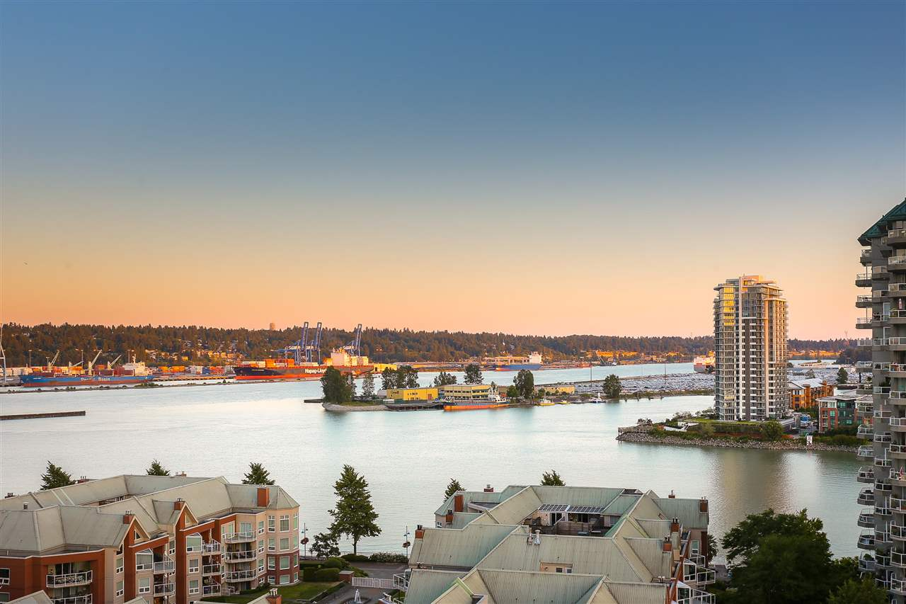 Condo Apartment at 1502 1245 QUAYSIDE DRIVE, Unit 1502, New Westminster, British Columbia. Image 20