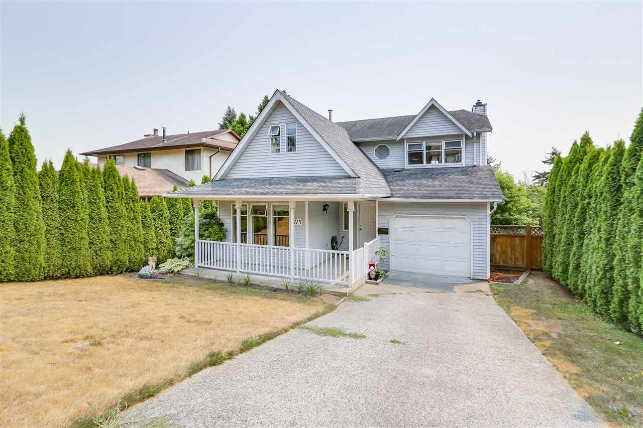 Detached at 115 WARRICK STREET, Coquitlam, British Columbia. Image 1