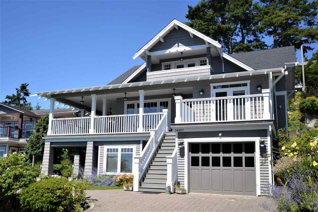Detached at 14987 BEACHVIEW AVENUE, South Surrey White Rock, British Columbia. Image 1