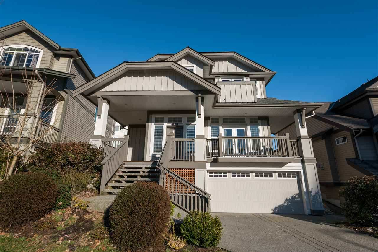 Detached at 1315 SOBALL STREET, Coquitlam, British Columbia. Image 1