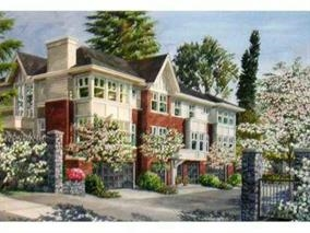 Townhouse at 6592 ARBUTUS STREET, Vancouver West, British Columbia. Image 2