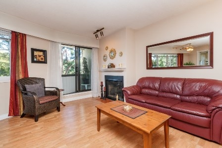 Condo Apartment at 301 1068 TOLMIE AVENUE, Unit 301, Out of Town, British Columbia. Image 4
