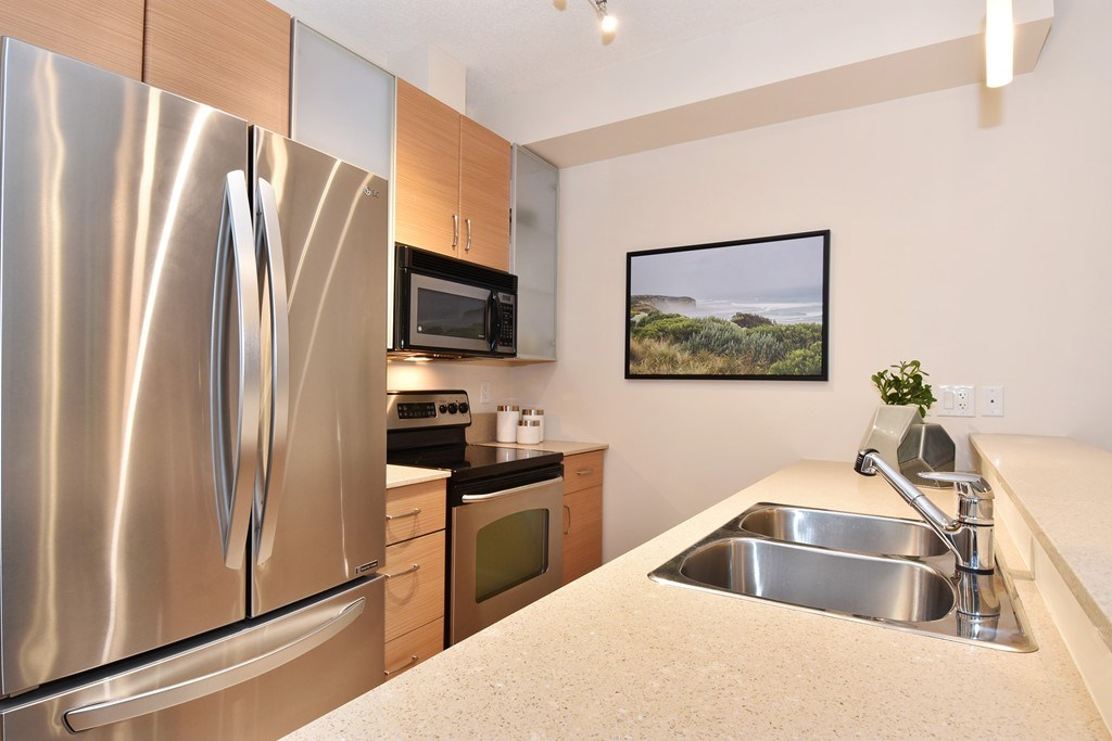 Townhouse at 318 SMITHE STREET, Vancouver West, British Columbia. Image 10