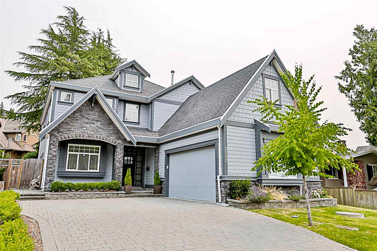 Detached at 2232 124 STREET, South Surrey White Rock, British Columbia. Image 1