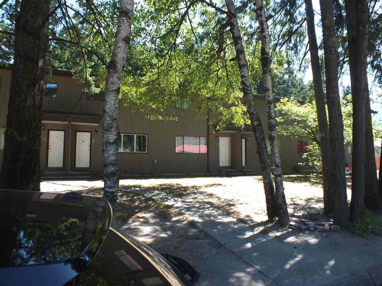 Townhouse at 3 1199 6TH AVENUE, Unit 3, Hope, British Columbia. Image 1
