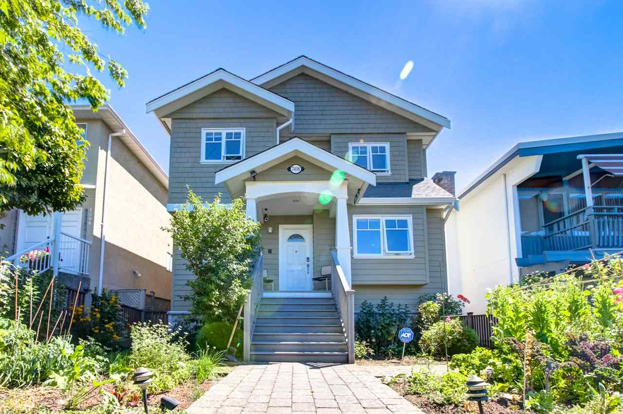 Detached at 7408 LABURNUM STREET, Vancouver West, British Columbia. Image 1