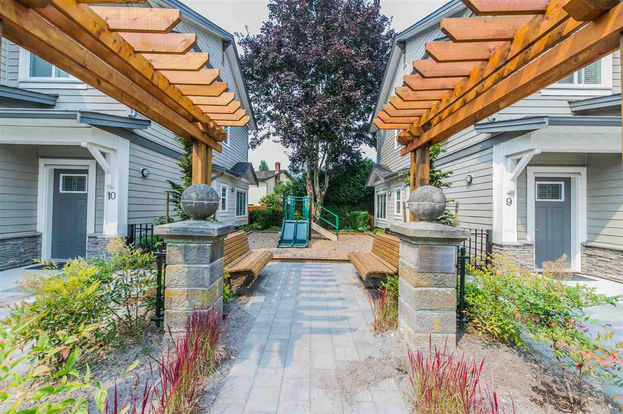 Townhouse at 8 6711 WILLIAMS ROAD, Unit 8, Richmond, British Columbia. Image 13