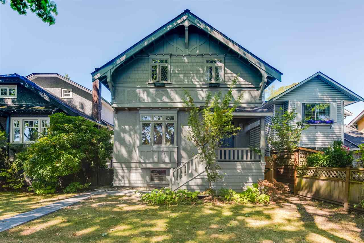 Detached at 2819 W 7TH AVENUE, Vancouver West, British Columbia. Image 1