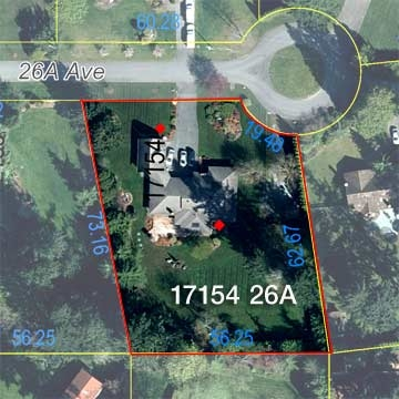 Detached at 17154 26A AVENUE, South Surrey White Rock, British Columbia. Image 2