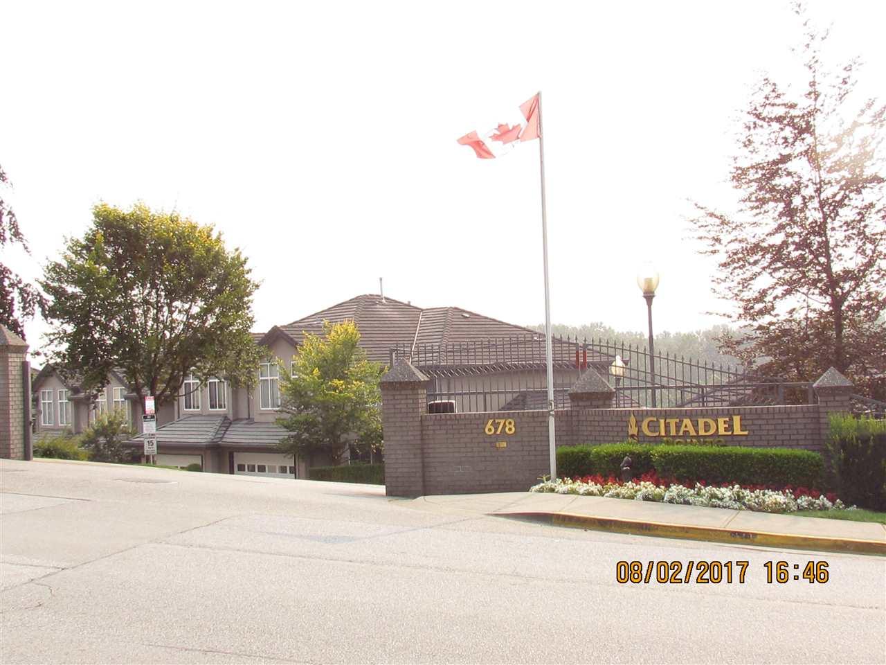 Townhouse at 101 678 CITADEL DRIVE, Unit 101, Port Coquitlam, British Columbia. Image 1