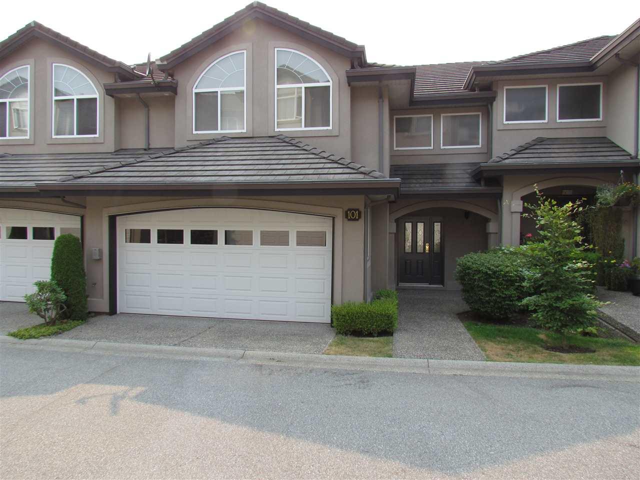Townhouse at 101 678 CITADEL DRIVE, Unit 101, Port Coquitlam, British Columbia. Image 2