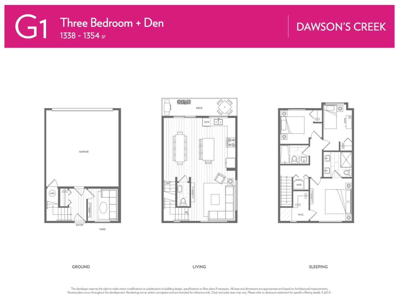 Townhouse at 14 16337 15TH AVENUE, Unit 14, South Surrey White Rock, British Columbia. Image 2