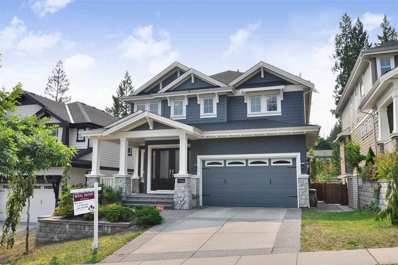 Detached at 1346 KINGSTON STREET, Coquitlam, British Columbia. Image 1