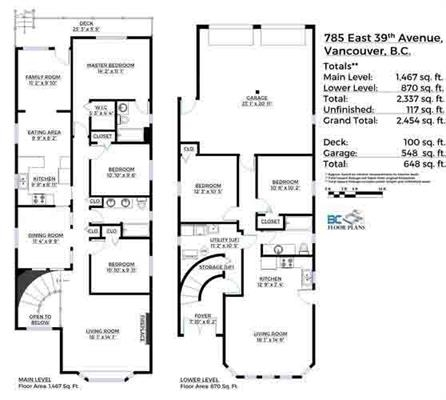 Detached at 785 E 39TH AVENUE, Vancouver East, British Columbia. Image 7