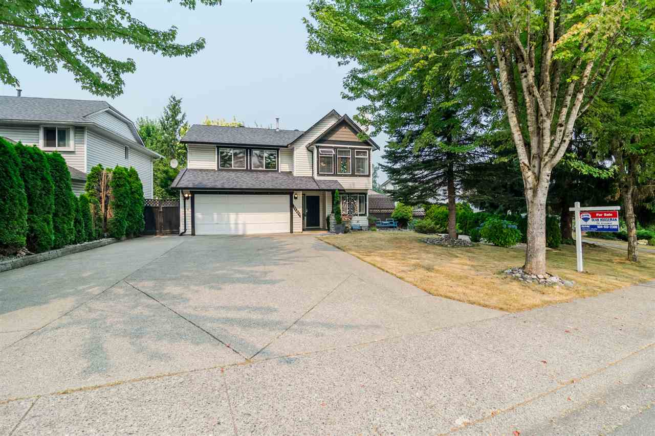 Detached at 21469 89TH AVENUE, Langley, British Columbia. Image 1