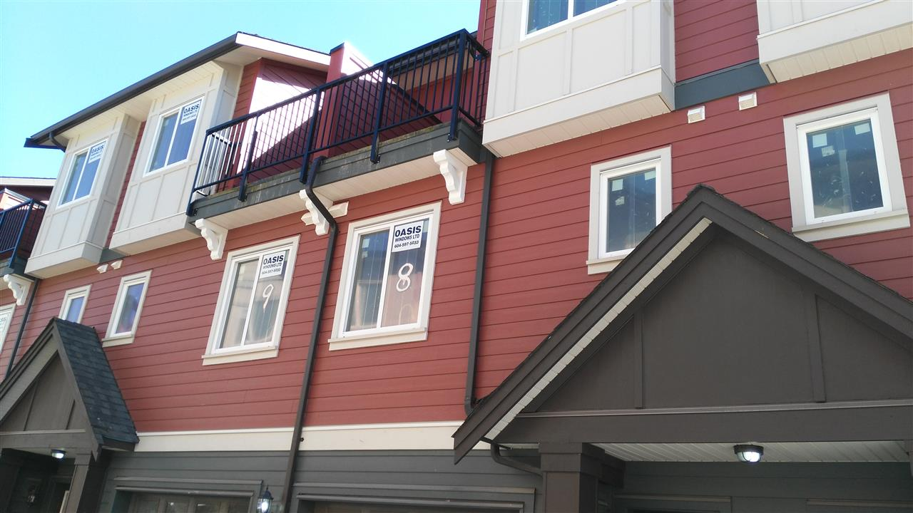 Townhouse at 4 8560 JONES ROAD, Unit 4, Richmond, British Columbia. Image 2