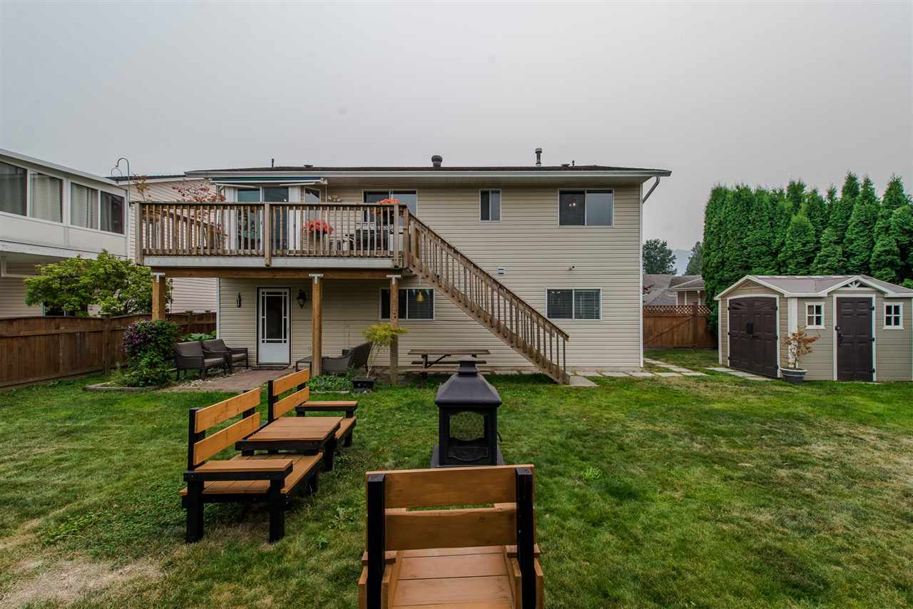 Detached at 44665 CONNAUGHT PLACE, Sardis, British Columbia. Image 19
