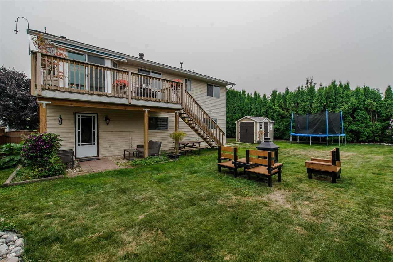 Detached at 44665 CONNAUGHT PLACE, Sardis, British Columbia. Image 20