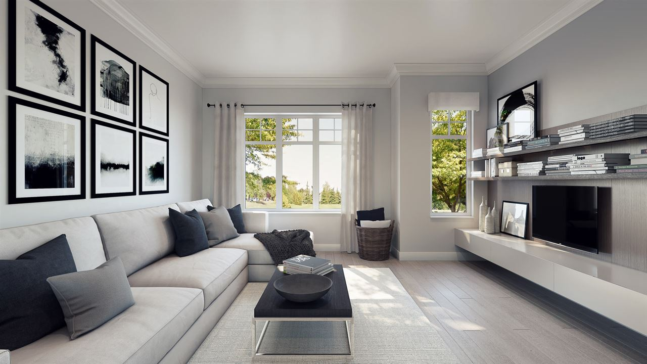 Townhouse at 14 450 W 59TH AVENUE, Unit 14, Vancouver West, British Columbia. Image 3
