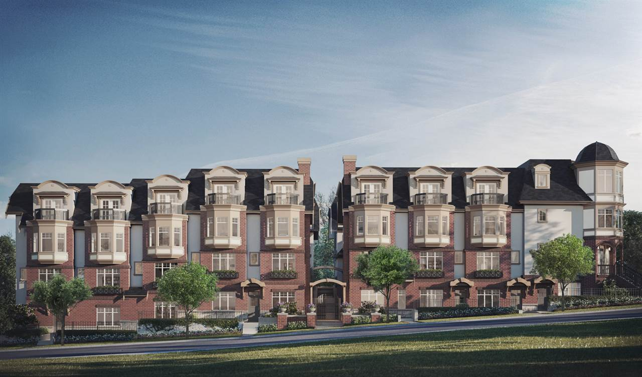 Townhouse at 14 450 W 59TH AVENUE, Unit 14, Vancouver West, British Columbia. Image 10