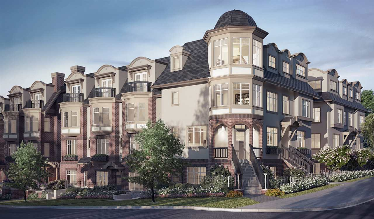 Townhouse at 14 450 W 59TH AVENUE, Unit 14, Vancouver West, British Columbia. Image 11