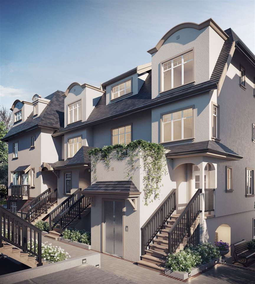 Townhouse at 14 450 W 59TH AVENUE, Unit 14, Vancouver West, British Columbia. Image 12