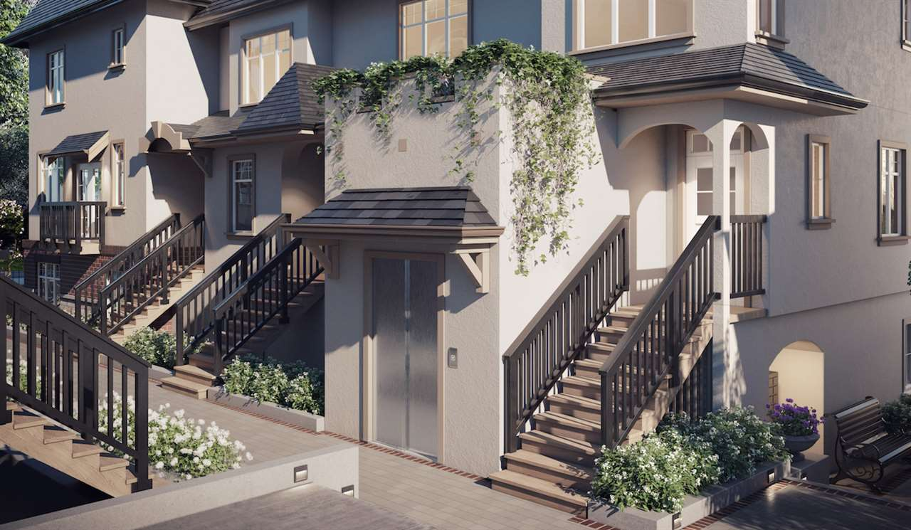 Townhouse at 14 450 W 59TH AVENUE, Unit 14, Vancouver West, British Columbia. Image 13