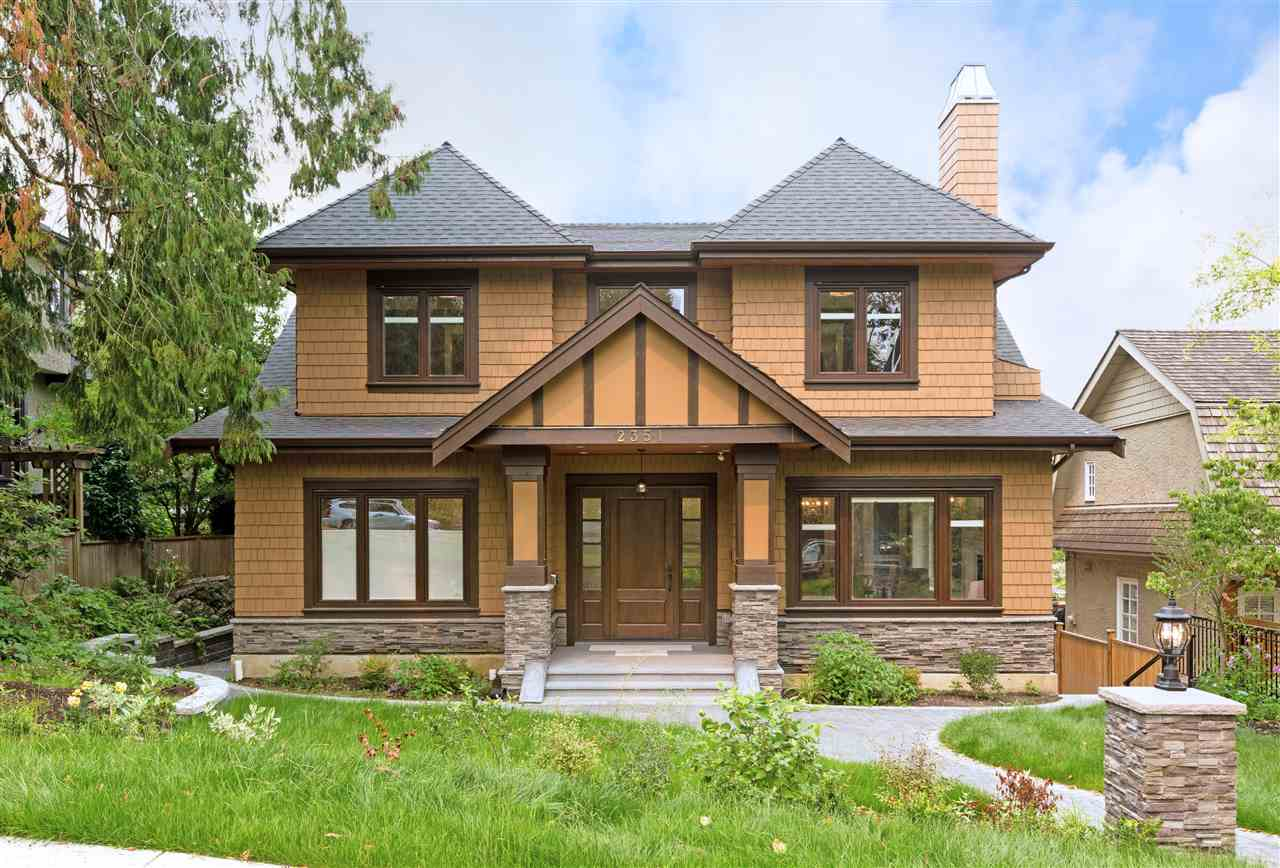 Detached at 2351 W 34TH AVENUE, Vancouver West, British Columbia. Image 1