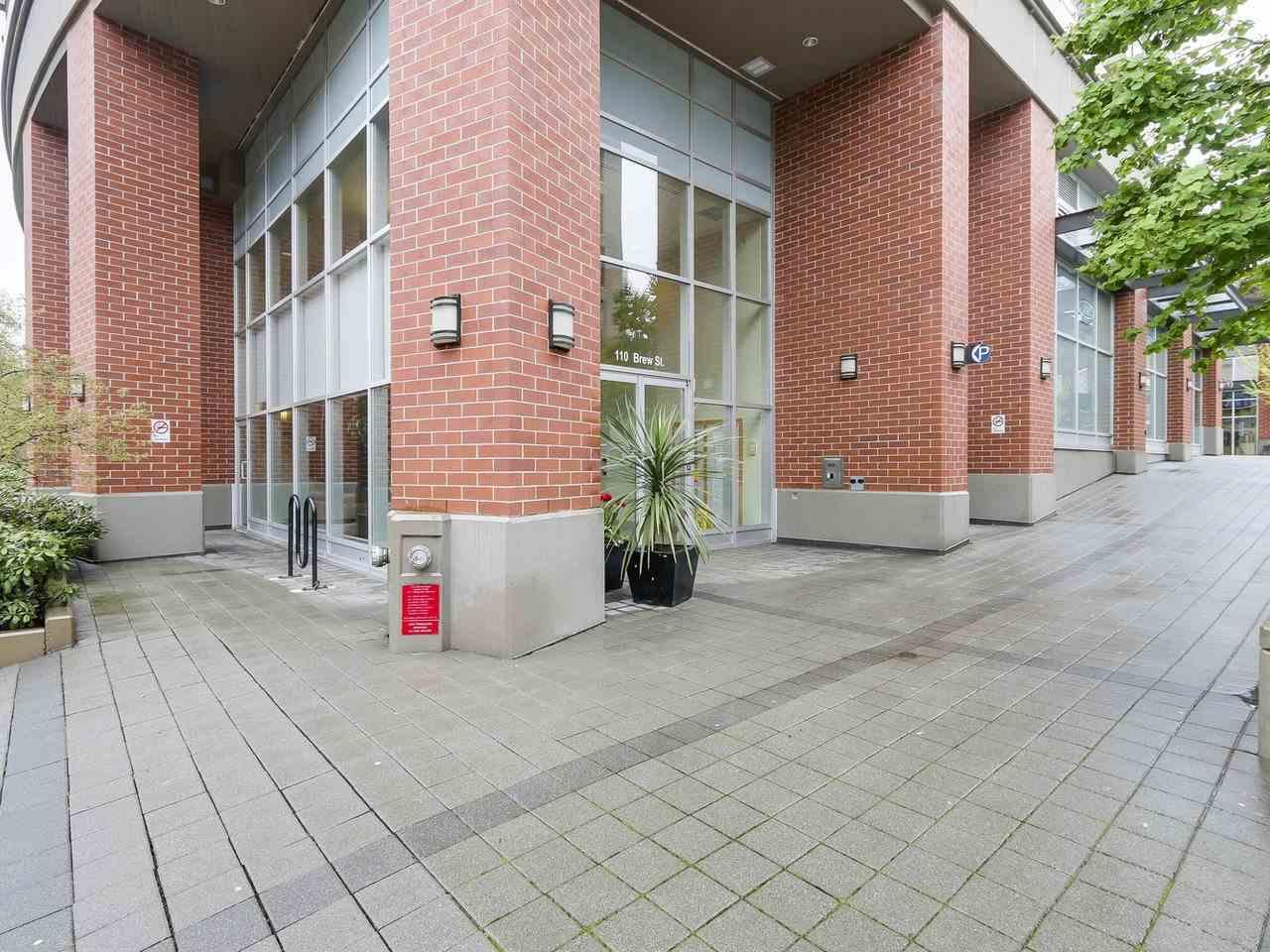 Condo Apartment at 1606 110 BREW STREET, Unit 1606, Port Moody, British Columbia. Image 2