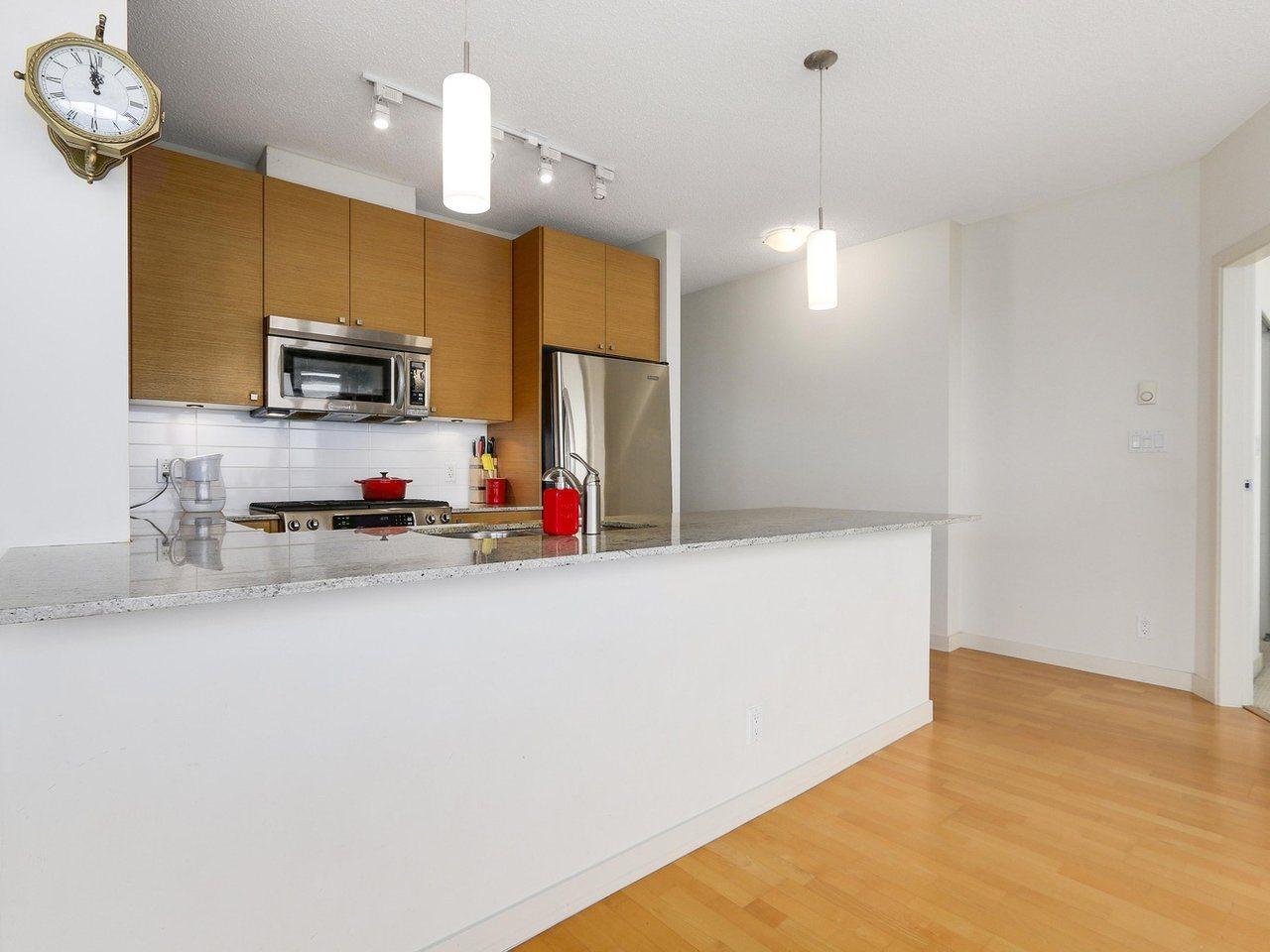 Condo Apartment at 1606 110 BREW STREET, Unit 1606, Port Moody, British Columbia. Image 8