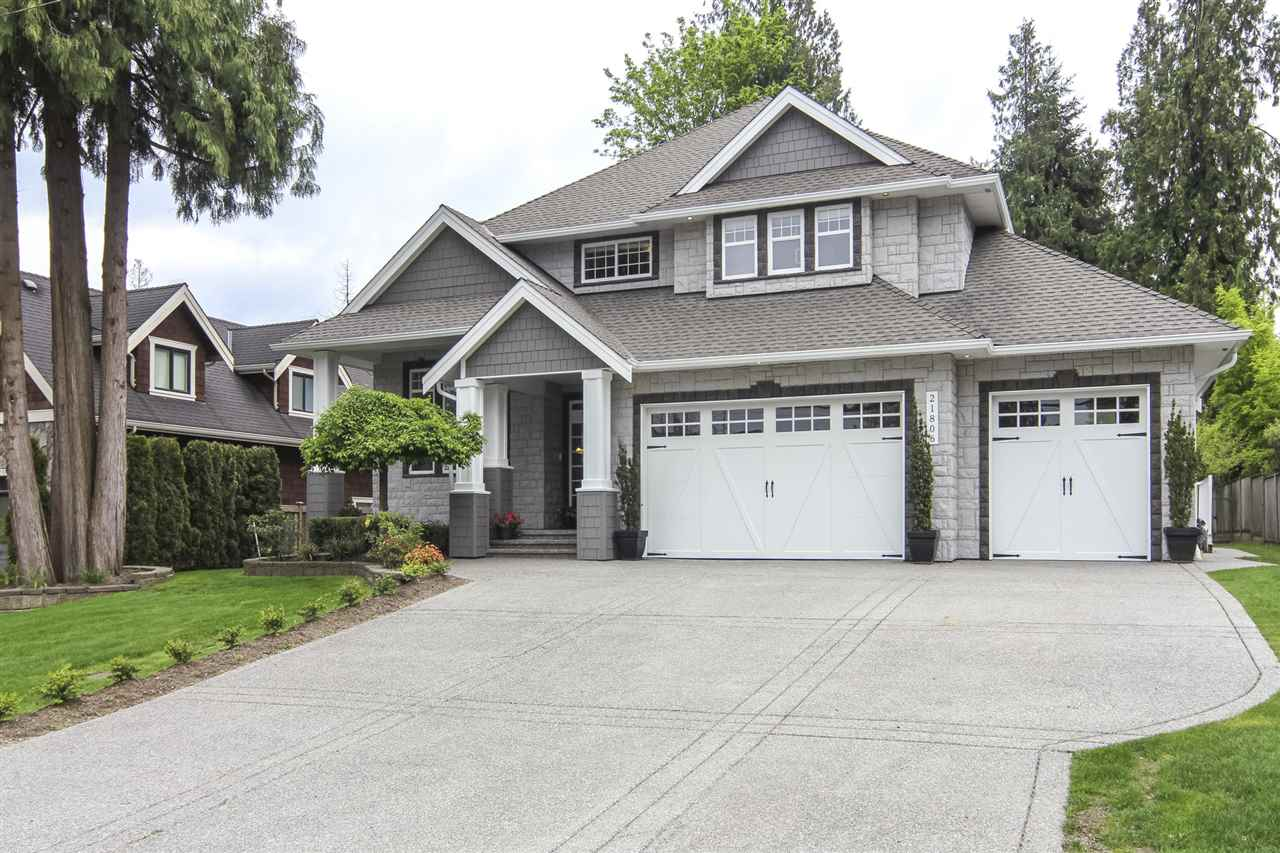 Detached at 21806 86A AVENUE, Langley, British Columbia. Image 1