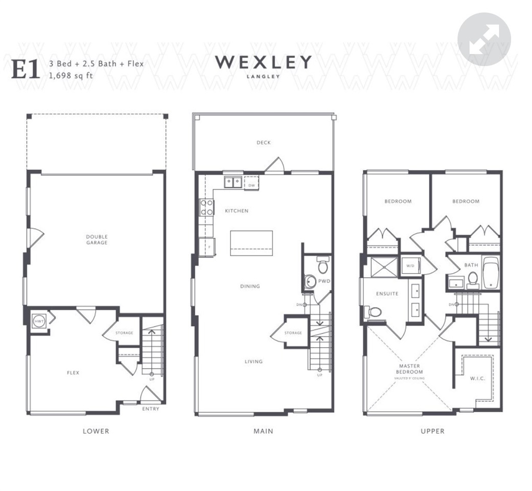 Townhouse at 6 20857 77A AVENUE, Unit 6, Langley, British Columbia. Image 1