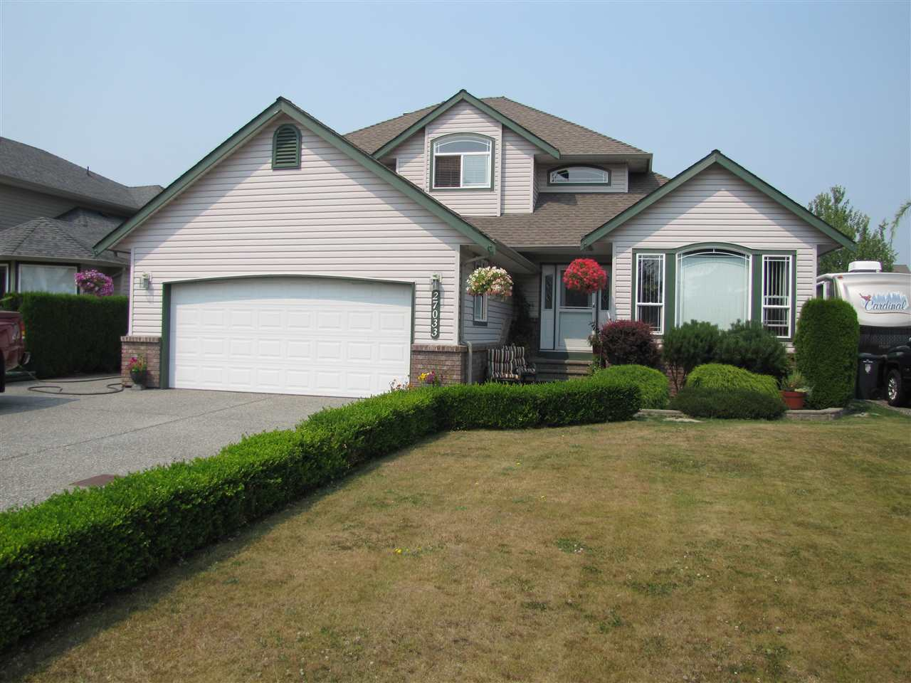 Detached at 27033 24 AVENUE, Langley, British Columbia. Image 1