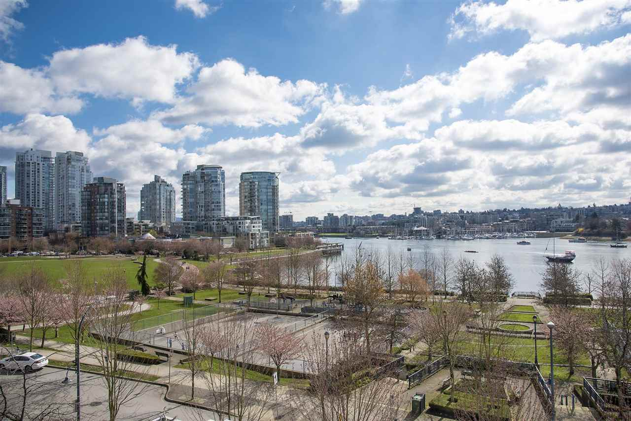 Condo Apartment at 603 1483 HOMER STREET, Unit 603, Vancouver West, British Columbia. Image 1