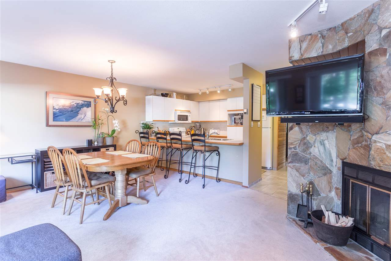 Townhouse at 39 6127 EAGLE RIDGE CRESCENT, Unit 39, Whistler, British Columbia. Image 3