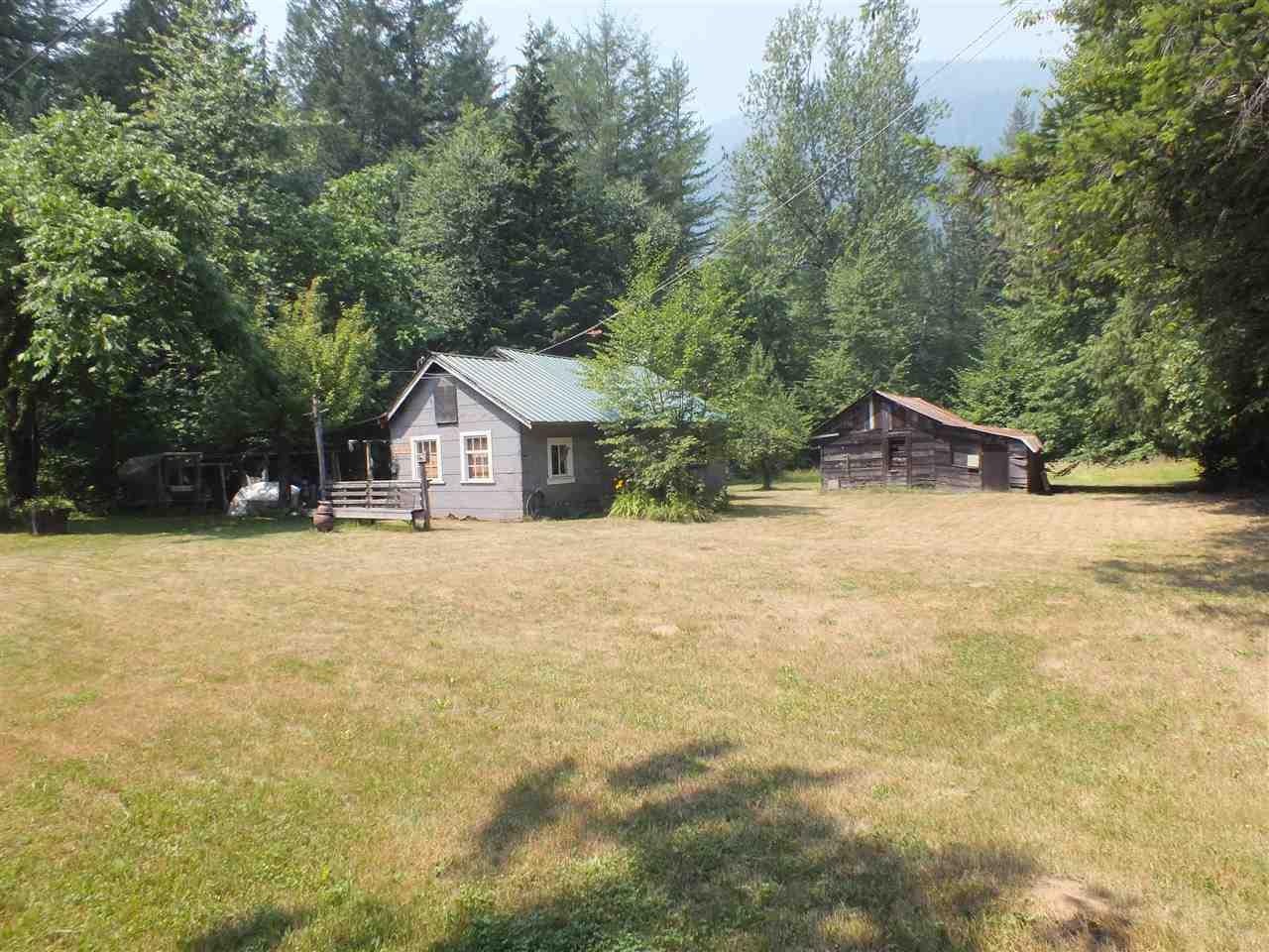 Recreational at BLK H FRASER RIVER, Hope, British Columbia. Image 1