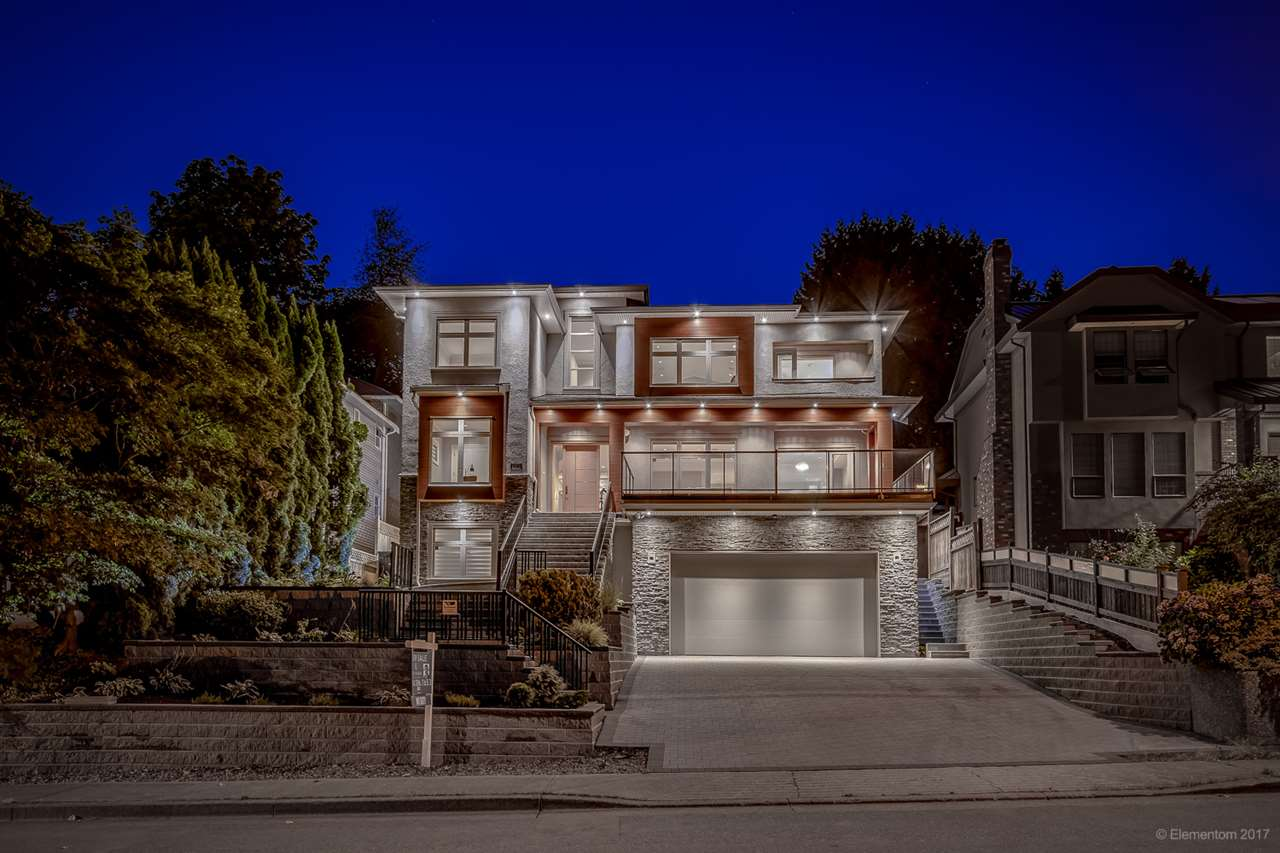 Detached at 410 RIVERVIEW CRESCENT, Coquitlam, British Columbia. Image 1