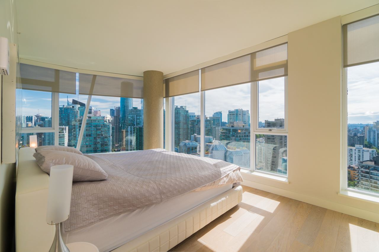 Condo Apartment at 3302 1499 W PENDER STREET, Unit 3302, Vancouver West, British Columbia. Image 8