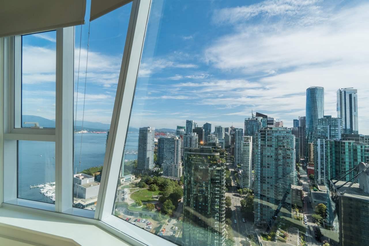 Condo Apartment at 3302 1499 W PENDER STREET, Unit 3302, Vancouver West, British Columbia. Image 9