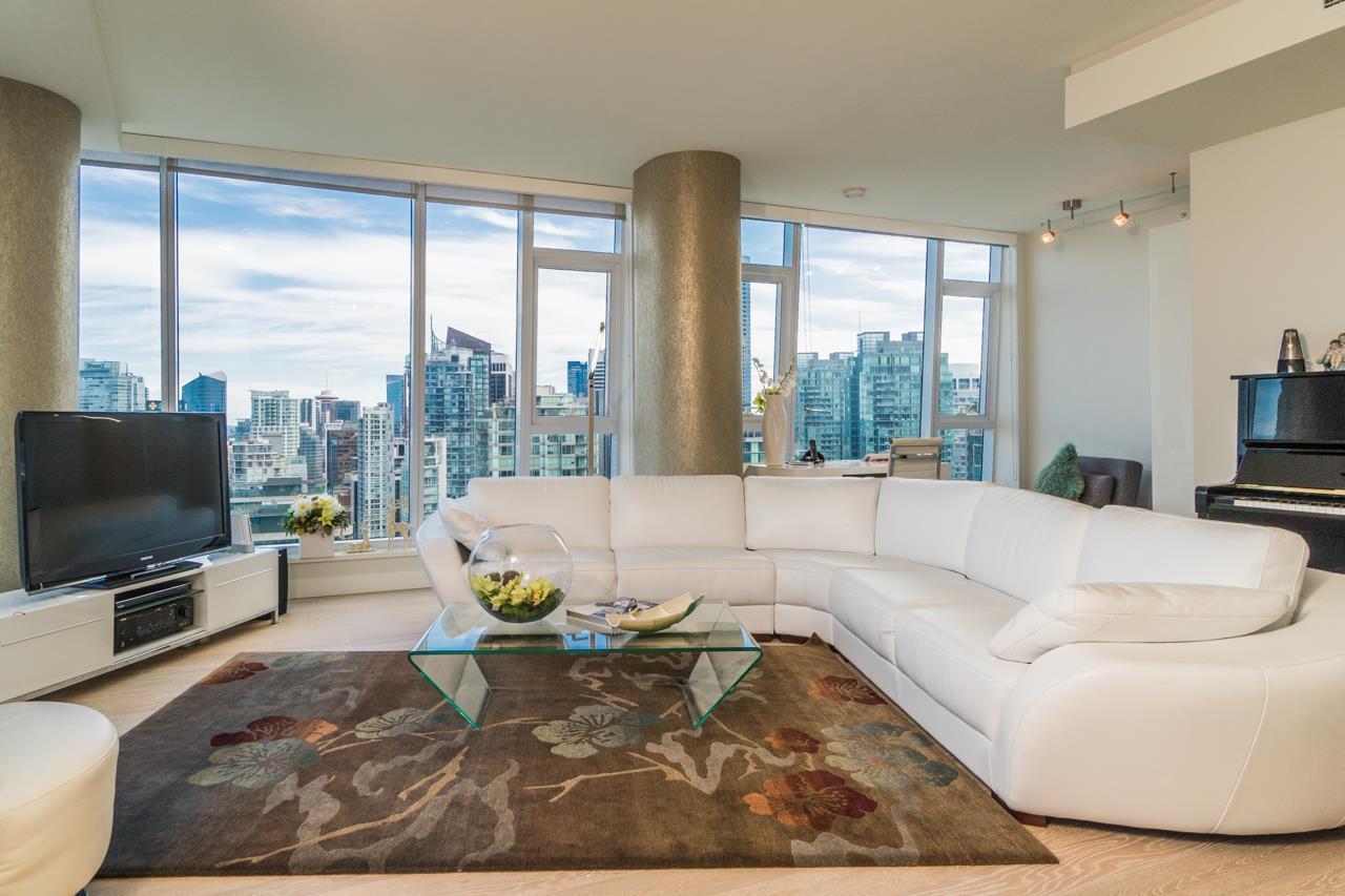 Condo Apartment at 3302 1499 W PENDER STREET, Unit 3302, Vancouver West, British Columbia. Image 14