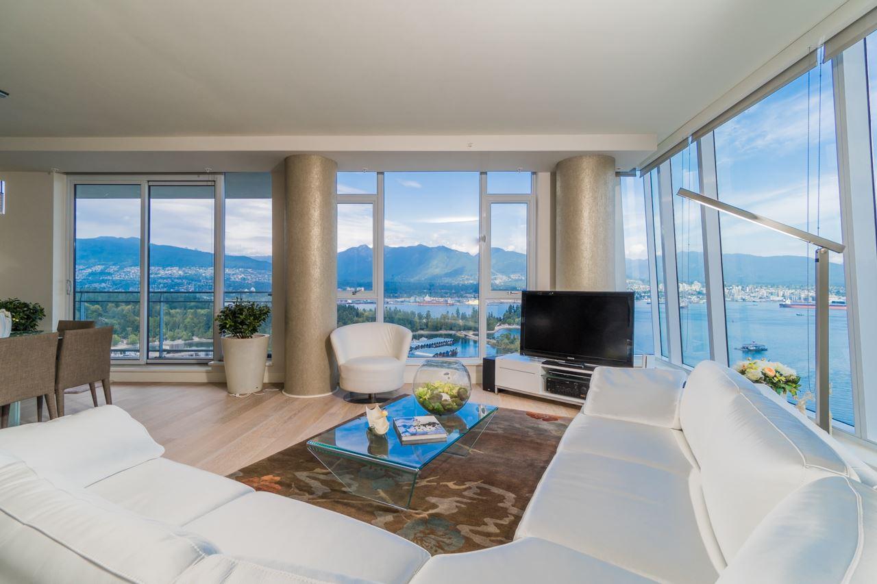 Condo Apartment at 3302 1499 W PENDER STREET, Unit 3302, Vancouver West, British Columbia. Image 15