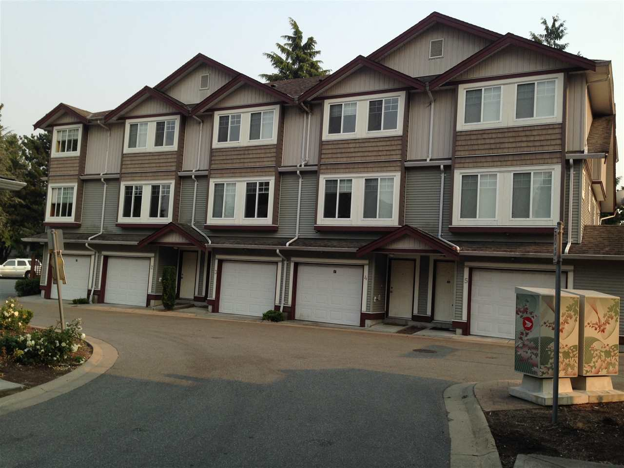 Townhouse at 4 8255 120A STREET, Unit 4, Surrey, British Columbia. Image 1