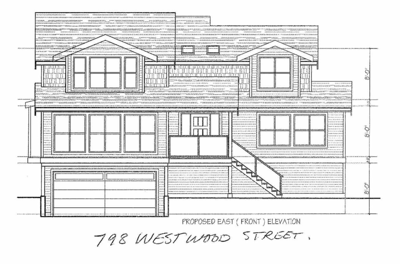 Detached at 798 WESTWOOD STREET, Coquitlam, British Columbia. Image 3