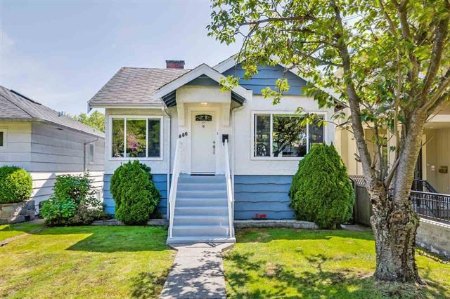 Detached at 886 W 61ST AVENUE, Vancouver West, British Columbia. Image 18