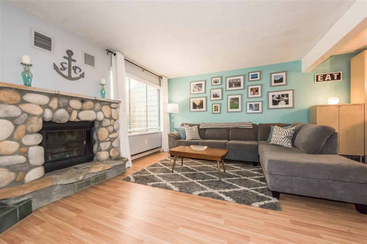 Townhouse at 8167 LAVAL PLACE, Vancouver East, British Columbia. Image 1