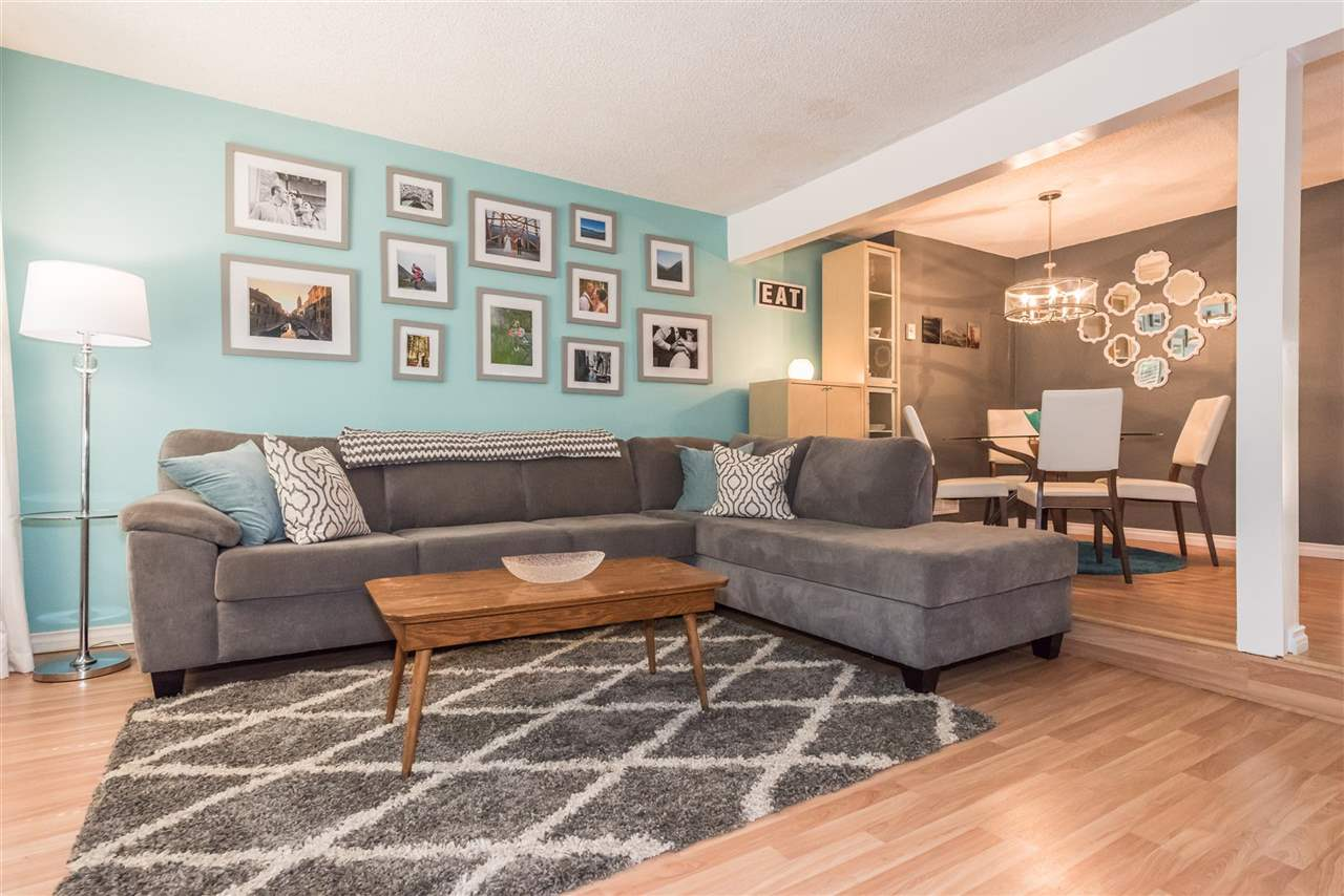 Townhouse at 8167 LAVAL PLACE, Vancouver East, British Columbia. Image 2
