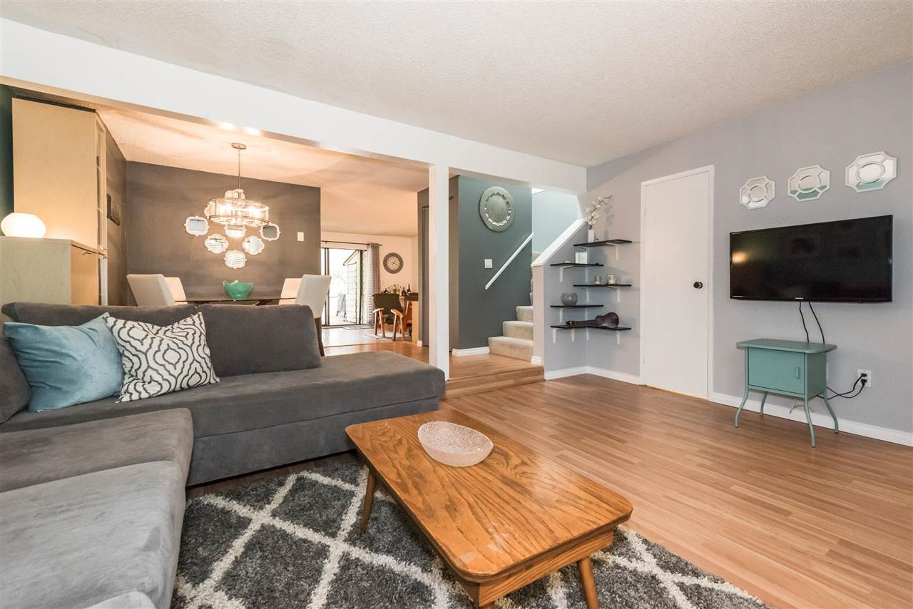 Townhouse at 8167 LAVAL PLACE, Vancouver East, British Columbia. Image 3